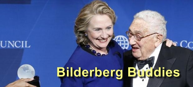 Hillary Clinton & Kissinger 1