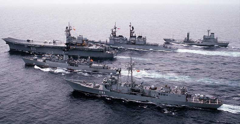 america-warships-to-China