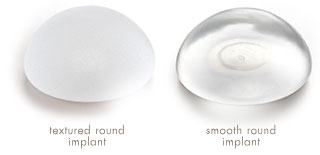 textured-and-saline-breast-implant