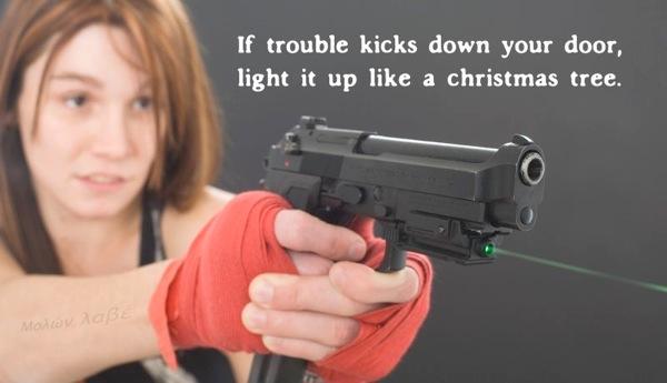 christmas-gun
