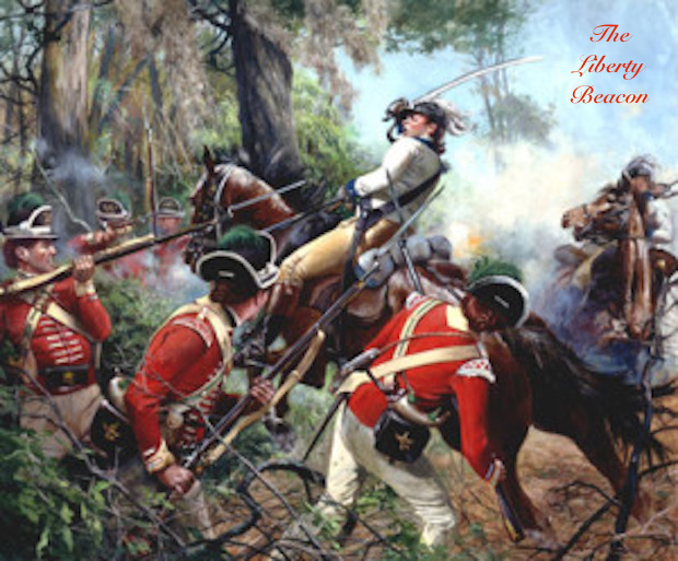 REVOLUTIONARY WAR HORSE-TLB-PHOTO