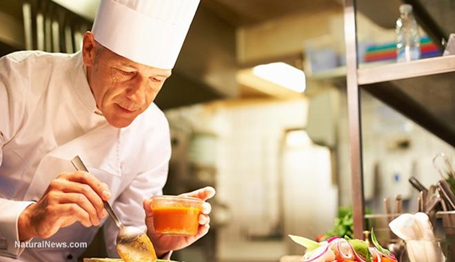 Chef-Food-Prepare-Sauce-Restaurant