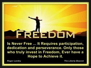 Freedom Roger L