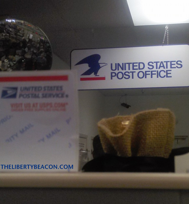UPU---UNITED STATES POST OFFICE-U.S.P.S.-TLB-PHOTO