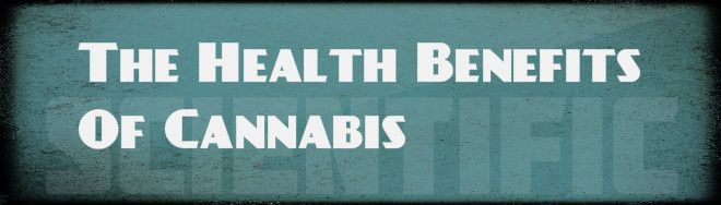 Cannabis health benefits
