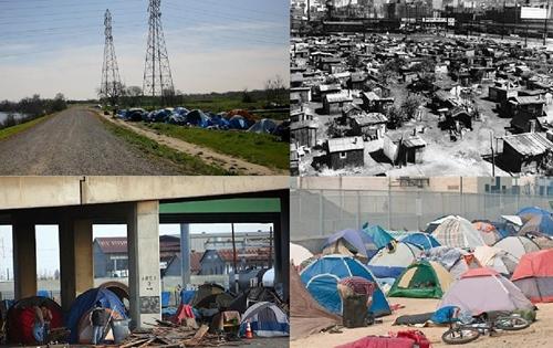 Tent-Cities